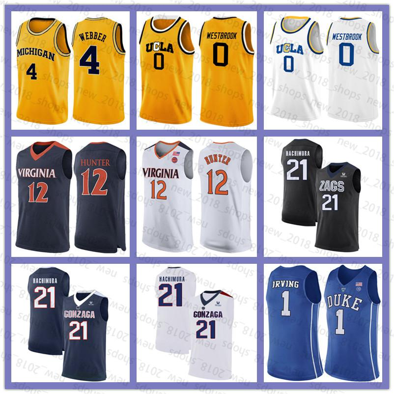 NCAA Chris 4 Webber Russell 0 Westbrook Rui 21 HACHIMURA TRAE 11 Junge Kyrie Reggie Irving Miller Toni 7 Kukoc de'andre James Hunter Harden