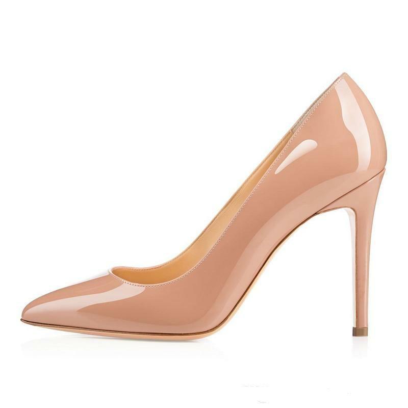 high-heeled women's sandals