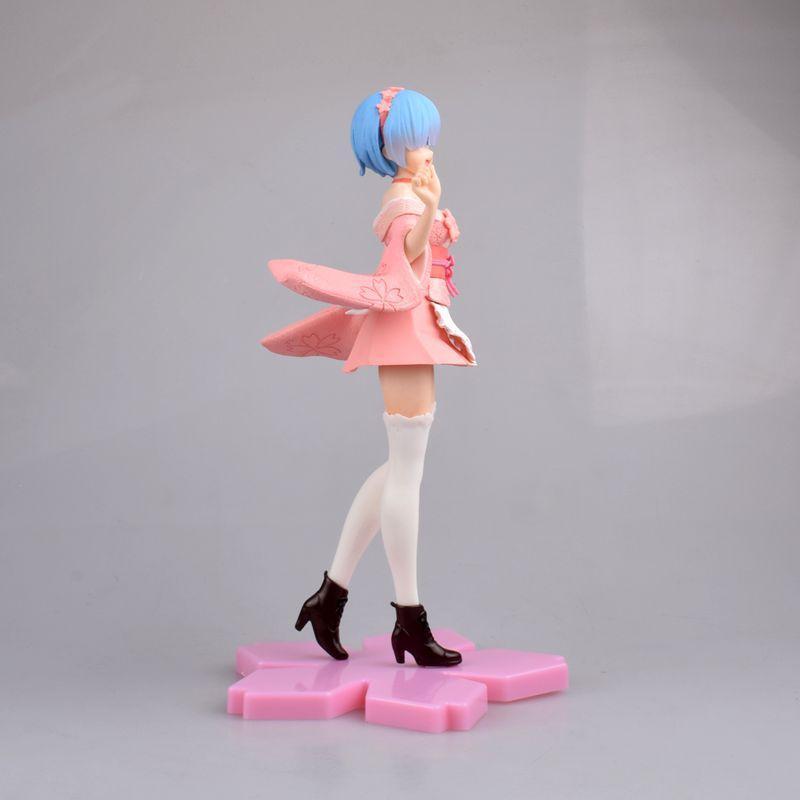 Re: Das Leben in einer anderen Welt From Zero Anime Rem Figur Spielzeug 23cm