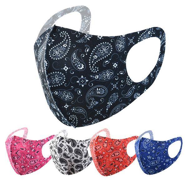 Máscaras de camuflaje Cara Anti-polvo del viento Boca máscara de la máscara Cyling lavable y transpirable al aire libre de bicicletas de protección para los hombres de las mujeres