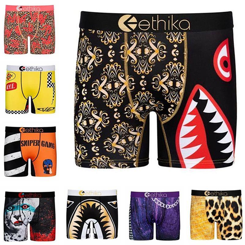 Mode pour hommes Short de bain Impression Floral Boxer Sport Sous-vêtement rapide Briefs Dry Boxers Shorts Leggings Cadeaux Femmes plage Maillots de bain