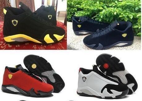 2020 14 14s zapatos de baloncesto en línea reales mejores zapatillas de deporte auténticas calidad a la venta tamaño de los EEUU 8-13 mens del envío libre
