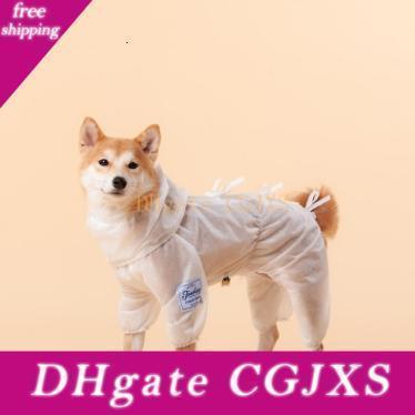 DHL Pet protezione vestiti del cane indumenti protettivi per piccoli e grandi cani Tutti formati in azione