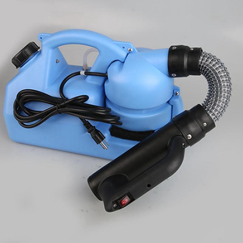110V / 220V 7L eléctrico ULV en frío Fogger Insecticida atomizador ultra baja capacidad de desinfección del rociador del asesino del mosquito del control de parásito IIA435