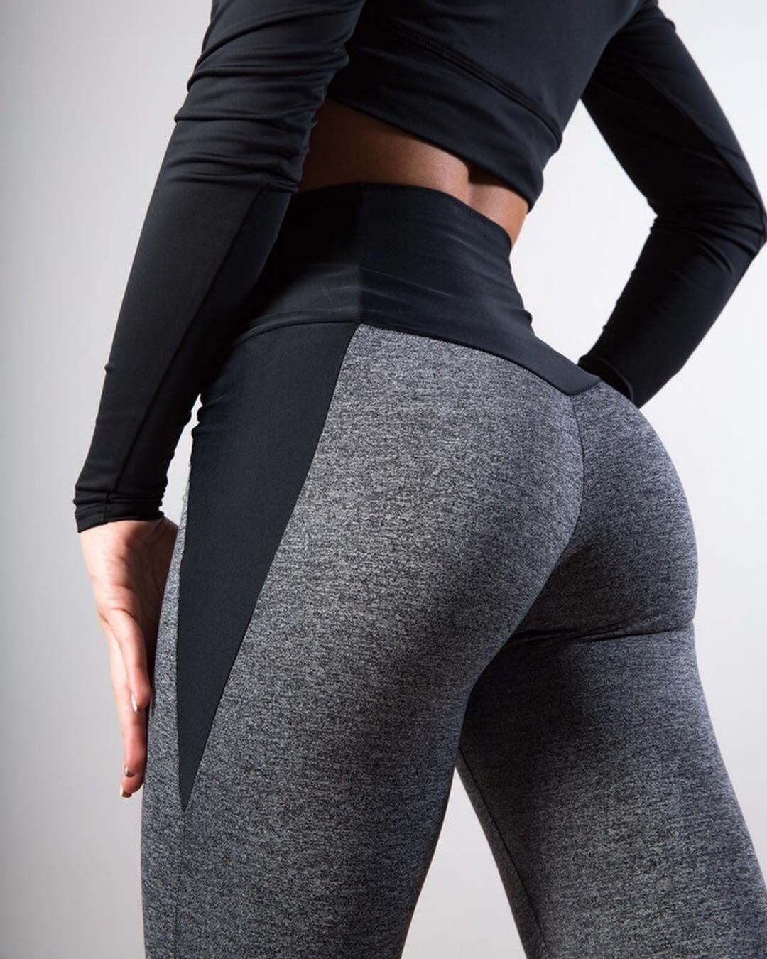 Sexy color matching yoga hip lifting XP00 Sexy color matching yoga hip lifting XP00 sports pants sports pants