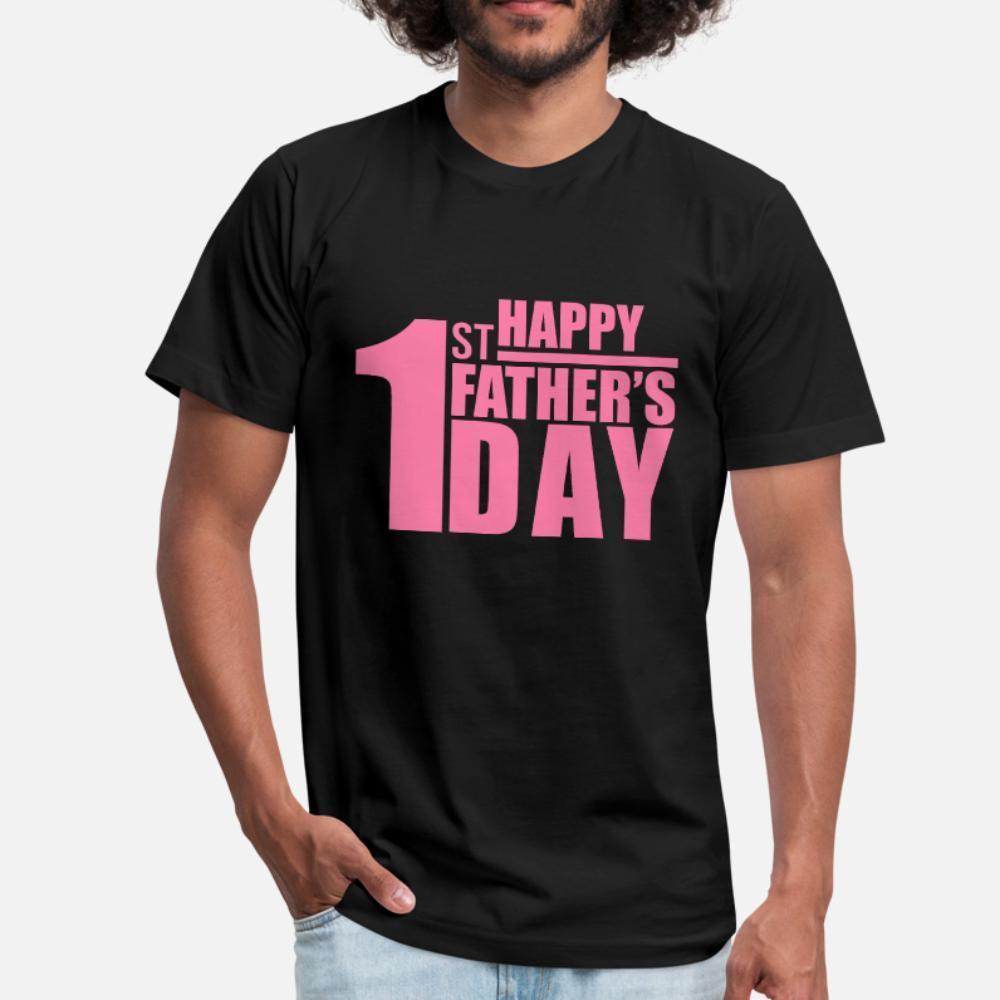 jour de pères t hommes shirt imprimé coton S-XXXL refroidisse cadeau authentique chemise famille Automne Printemps