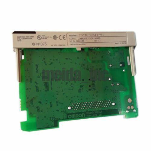 Brand New Omron PLC CS1WSCB41V1 CS1W-SCB41-V1 Quality Assurance