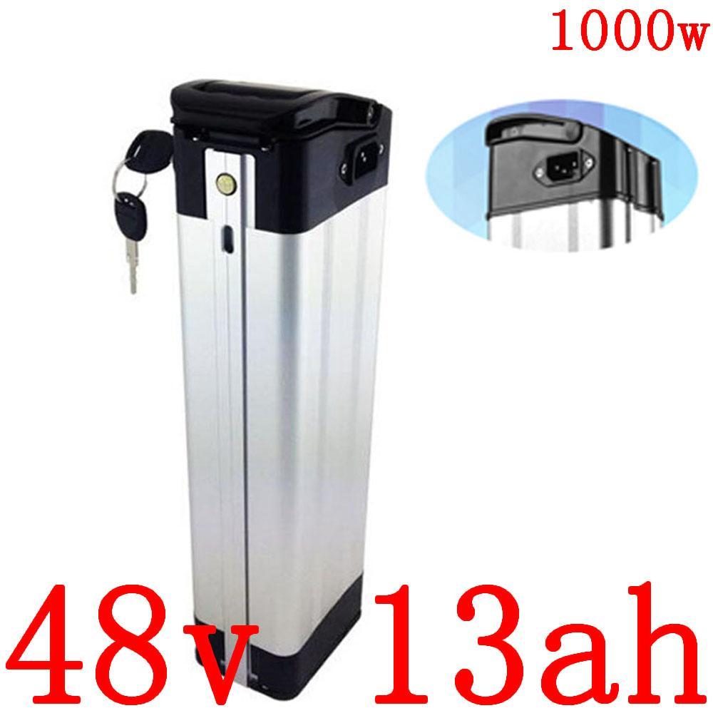48V Batterie 10AH 13AH 15AH Elektro-Fahrrad-Batterie 48V 13Ah Lithium passen 500W 750W 1000W Ebike Motor