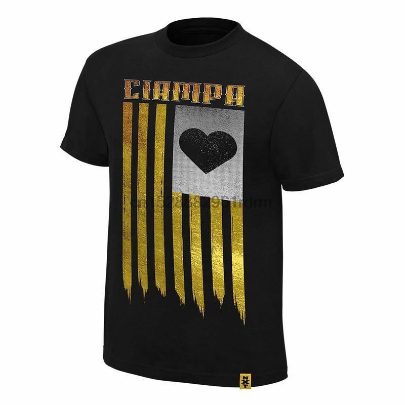 Authentic maglietta dei vestiti di Tommaso Ciampa Blackhearts 5212