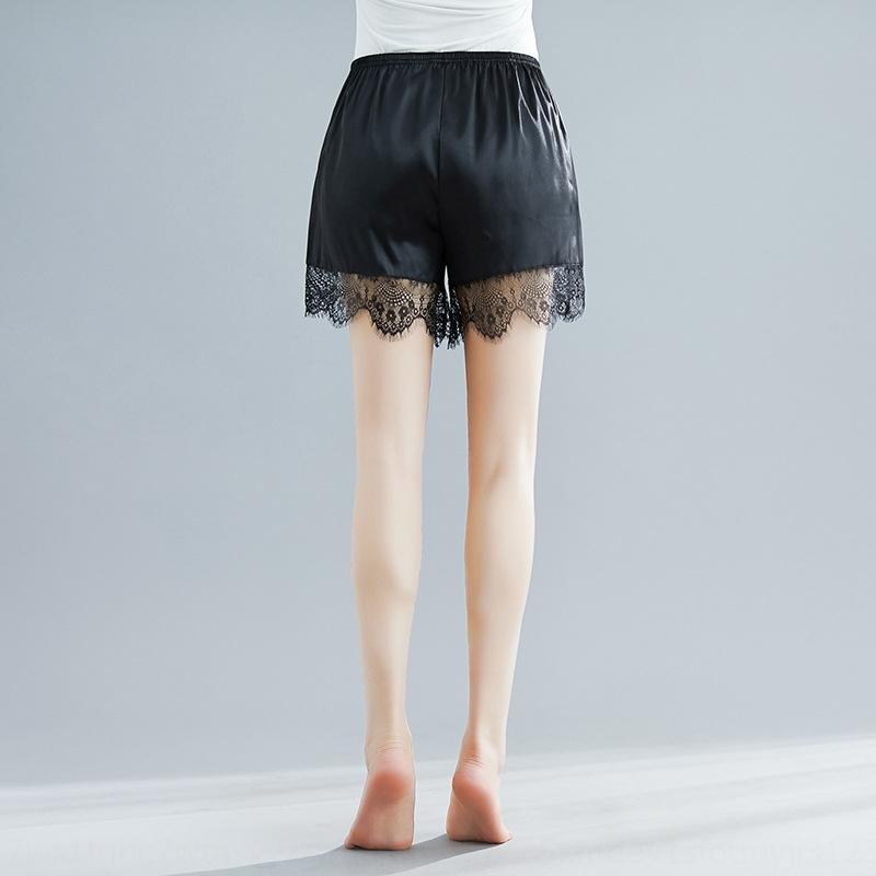Xxm96 estate del merletto di formato dei pantaloni di sicurezza mm di grasso nuovi plus sc pantaloncini come la seta pantaloni di sicurezza pizzo ciglia anti-esposizione