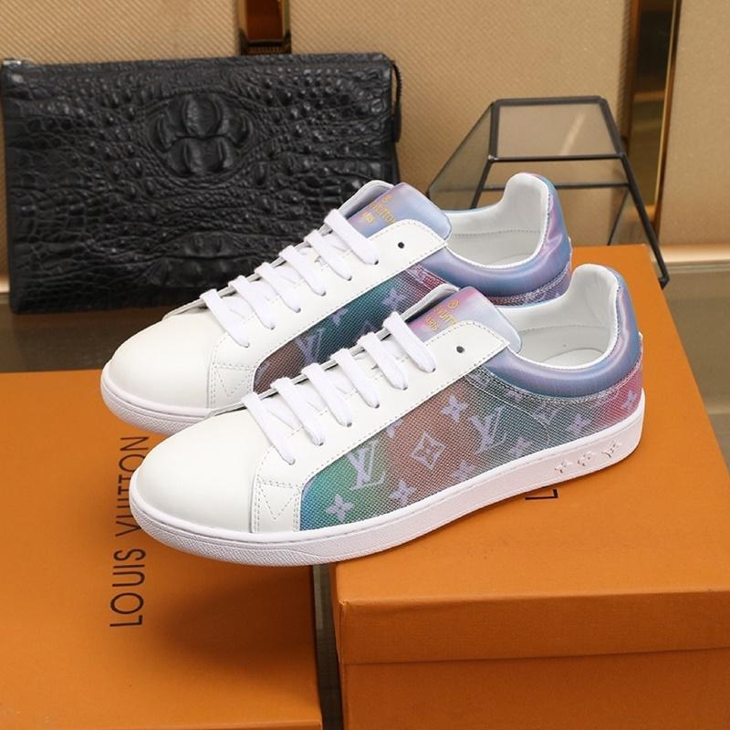 2020 M16 Fashion Trend Herren-Designer-Schuhe Qualitäts-Leder atmungsaktiv Luxusschuhe Lace-up beiläufige Wanderer Schuhe Herren Sneakers