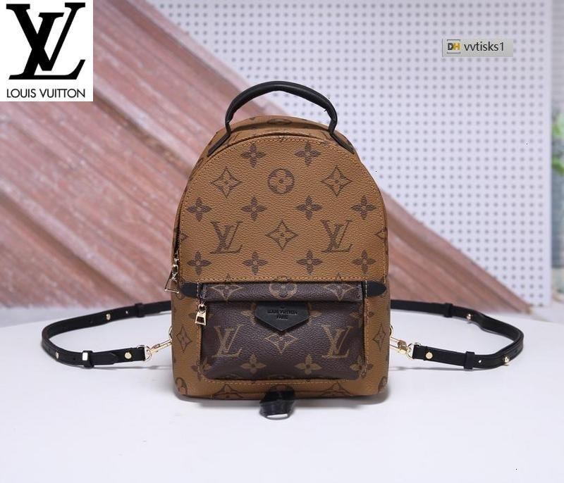 vvtisks1 B060 M41457 (48ED) Women FASHION BACKPACKS BUSINESS BAGS TOTE MESSENGER BAGS SOFTSIDED LUGGAGE ROLLING BAG