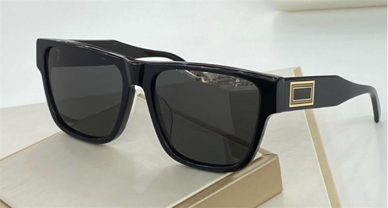 2020 Nuevo diseño de moda las gafas de sol 4379 marco de metal con pilotos de primera calidad estilo popular más vendido protección UV400 lente glassese yewear
