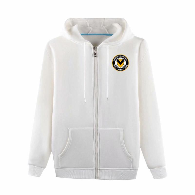 ньюпорт район 2020 модной мужской моды случайного ворса спорт на открытом воздухе свободного пиджака высокого класс молния куртка с капюшоном обучение футбола куртка