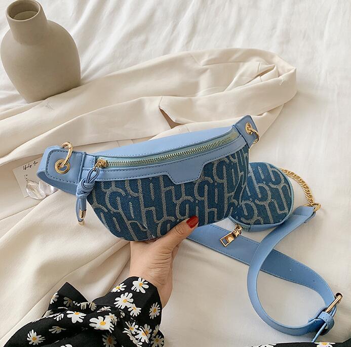 Las mujeres forman el bolso de pecho de la personalidad ocasional hermosa Crossbody bolsos de hombro del bolso de la carpeta de alta calidad bolsos femeninos