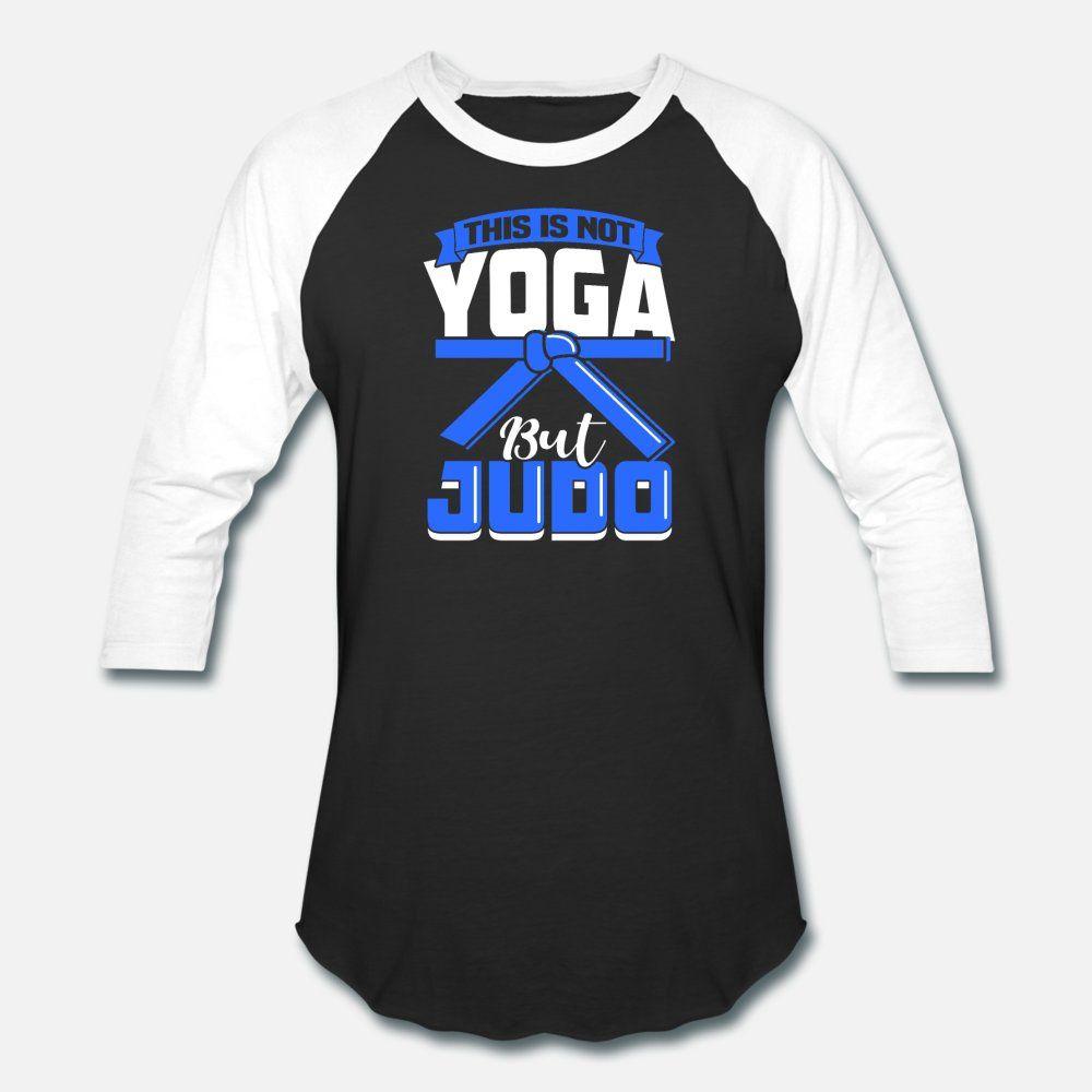 Kein Yoga Aber Judo Blue Belt-Geschenk-Entwurfs-T-Shirt Männer Designing kurze Hülse O-Ansatz Familie lose Breathable Sommer Natur Hemd
