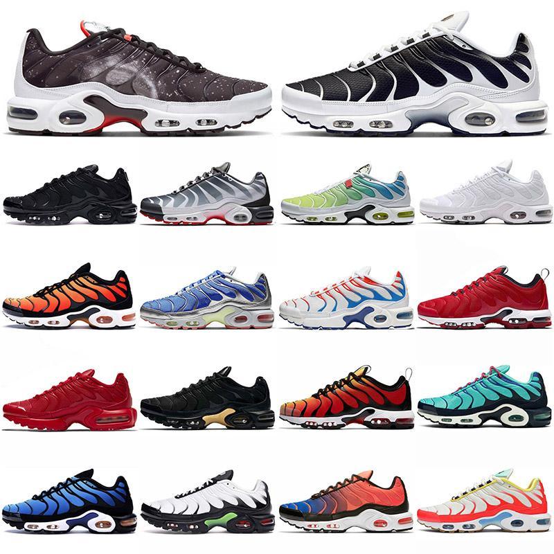 airmax max tn plus se 남성 운동화 하이퍼 블루 트리플 블랙 화이트 후퇴 미래 남성 chaussures 트레이너 zapato 스포츠 스니커즈 36-46