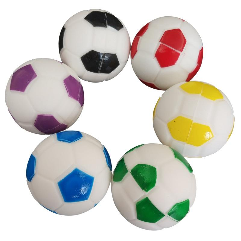 Football ball shape Nonstick wax containers silicone box 6ml silicon container food grade jars dab dabber tool storage jar bho hash oil DHL