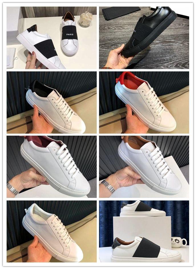 McQueen Shoes Paris Homens Mulheres Personalidade instrutor Conforto Vestido Casual sapatos Sneaker Mens lazer Sapatos de couro Womens Trainers lowtop