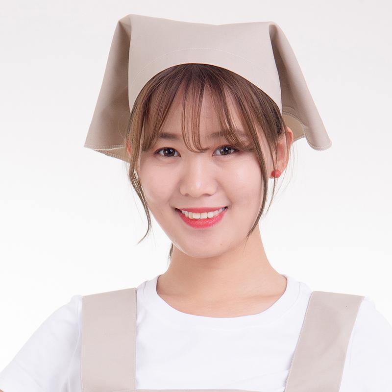 Die gleiche Kopftuch Baumwolle für Nagel Geschäfte und Restaurants koreanische Version von Hot Pot Restaurant Antifouling