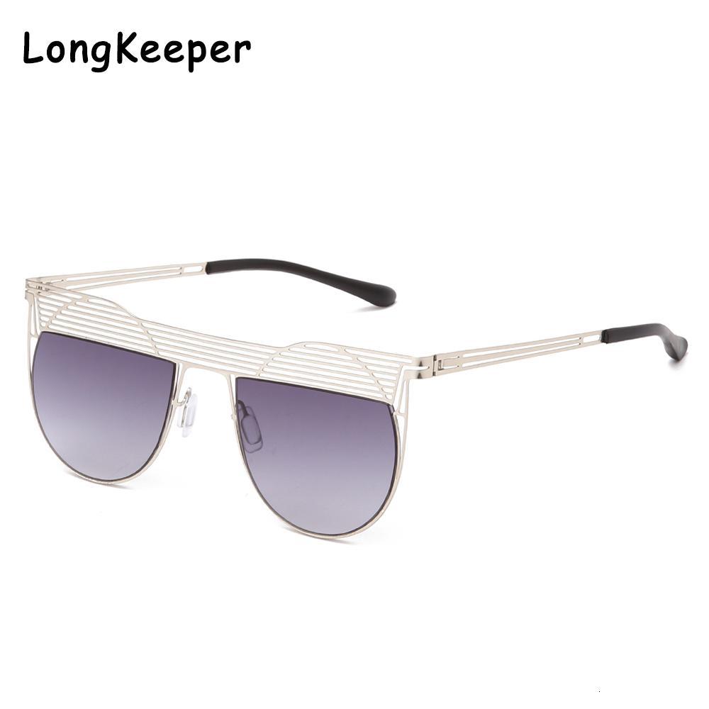 Round aushöhlen Steampunk Sonnenbrille Männer Frauen Vintage Mode Persönlichkeit Hip Hop Punk Sun Glassses Ozean Taukappen Oculos