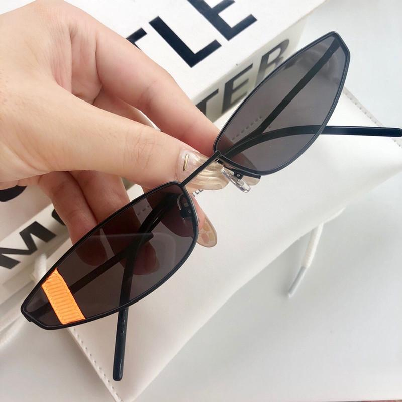 lakers Le donne e gli uomini degli occhiali da sole Wrap protezione Designer UV unisex modello quadrato Telaio superiore libero prossimo con il caso