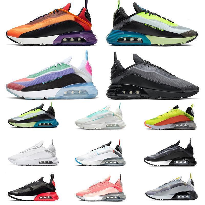 2090 Mens Women Running Shoes Air