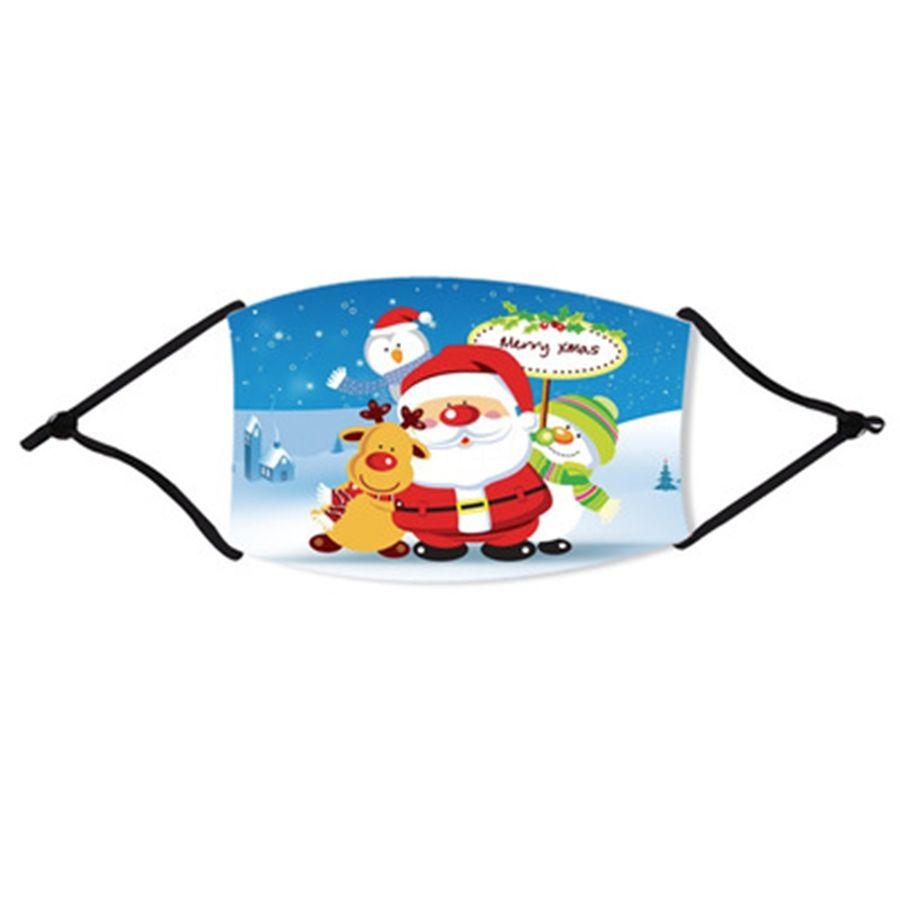 Va3GM Nuovo EDC Sky Sciarpa di riciclaggio Stampa Hairband Headwear esterna Viso Sciarpa fascia leggera e traspirante stellata magica molle Mask # 733 # 558