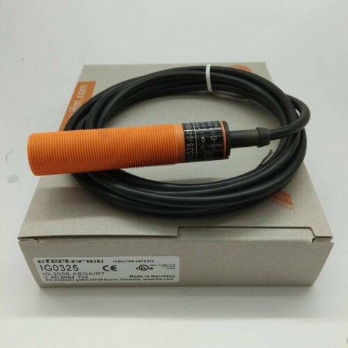 Un Nuevo sensor inductivo ifm efector IG0325 Fast Ship