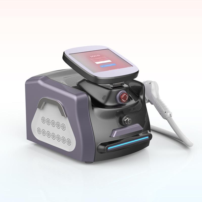 Profesyonel lazer 808nm diyot lazer epilasyon makinesi 755 1064 808 diyot lazer epilasyon makinesi