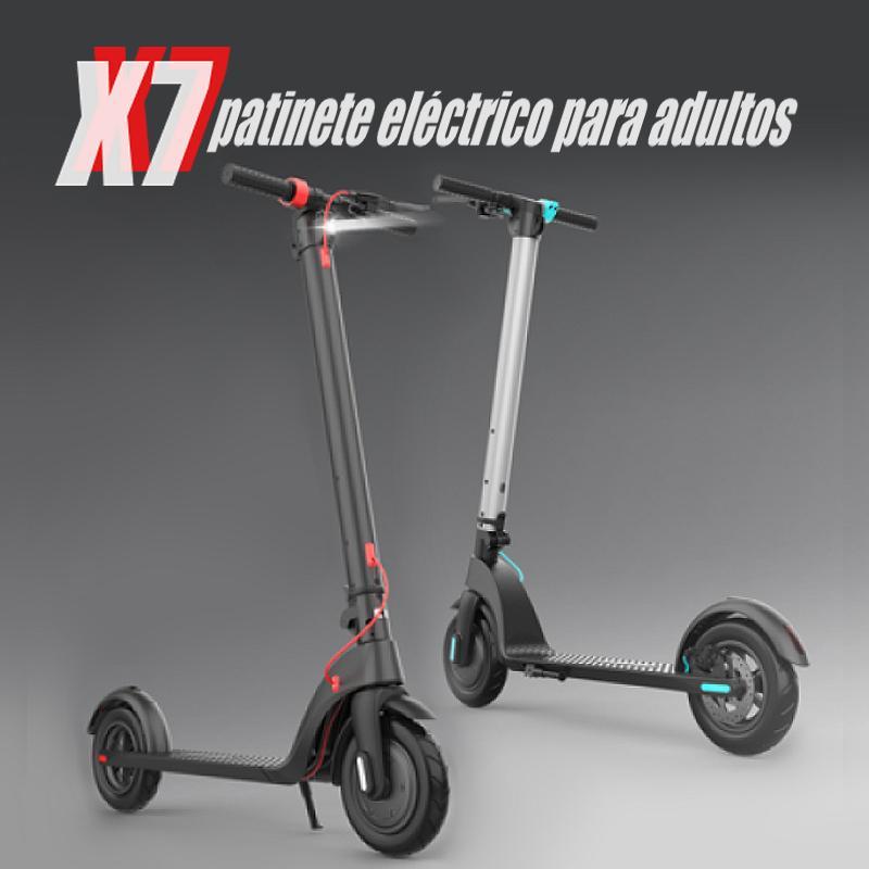 대신 도보 도구의 X7 성인 전기 스쿠터 8.5 인치