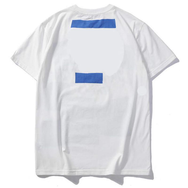 Hommes T-shirt T-shirts d'été Tendance Hauts manches respirant Short en vrac rayé T-shirts imprimés Clothings Haute Couture