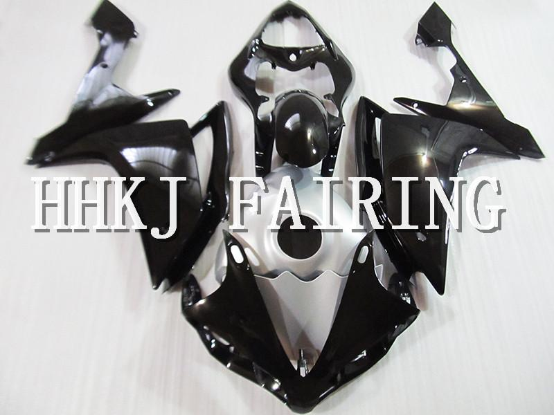 Moto in plastica ABS carene Fit Kit Per Yamaha YZF R1 2007 2008 Injection Molding motore Moto Hull carenatura HC718