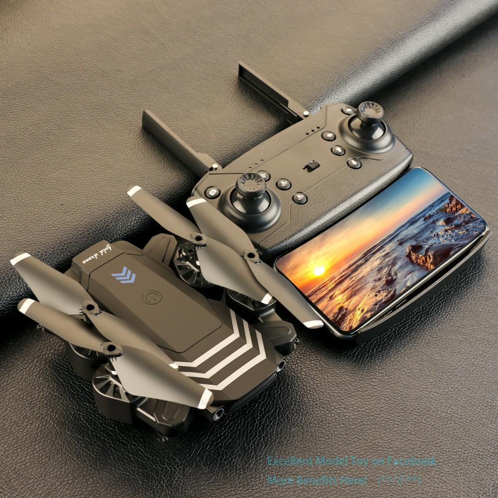 LS11 4K HD كاميرا مزدوجة WIFI FPV المبتدئين الطائرة بدون طيار لعبة، المسار الطيران، ارتفاع الإيقاف، أضواء LED، لفتة خذ صور، 1800 ما البطارية، 02/02