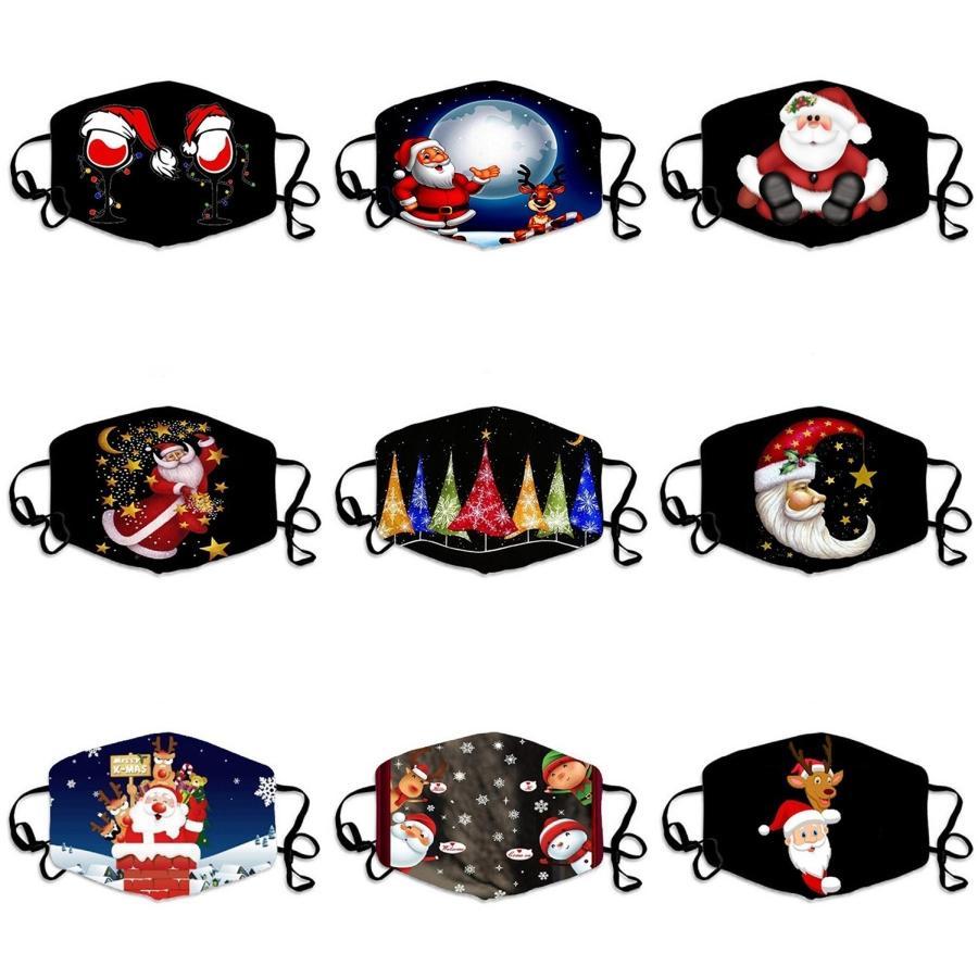 Güneş Yüz Maskeleri Tavşan Baskı earloop Toz FiltritionMascherine Karşıtı Tükürük Ağız Maske Kapak Nefes # 465