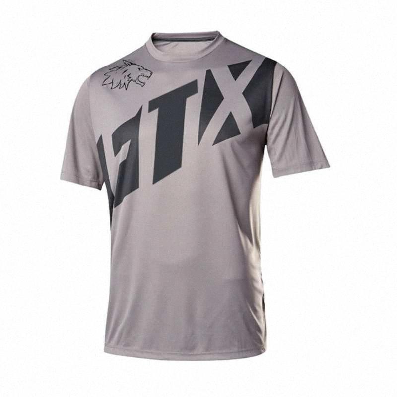 2020 2020 Off Road ATV Racing T Shirt 2020 bicicleta do Downhill Jersey Motorcycle Jersey Motocross MTB DH MX Roupa qALn #