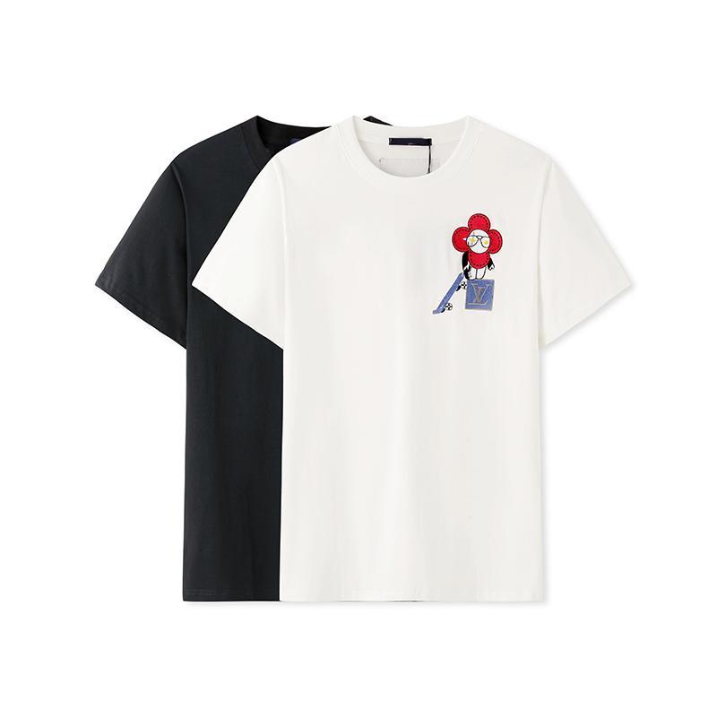 3D T-shirt dos homens de luxo de verão impressão de moda de alta-qualidade das mulheres T-shirt dos homens T-shirt da etiqueta do leão da estrela do círculo tamanho de manga curta M-3XL