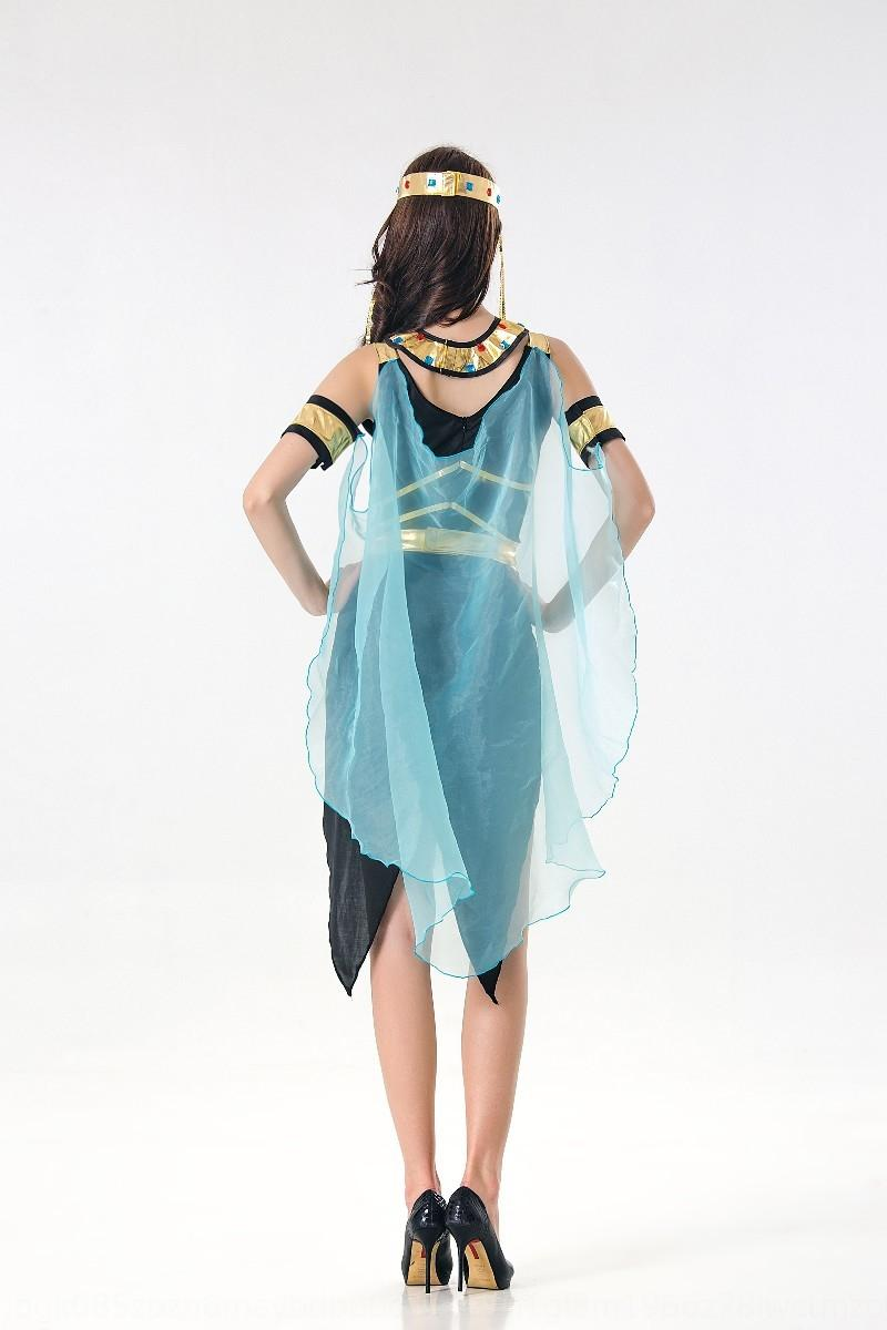 bKvV5 Split-tamanho novo Wansheng roupas festival fêmea adulta sexy Deusa grega rainha egípcia Deus de desempenho roupas Guerra