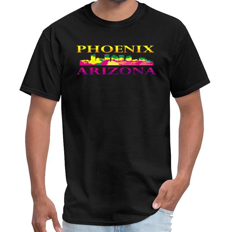 Fitness Phoenix Arizona, Phoenix Camicia, Phoenix da regalo, maglietta luppolo maschio femmina SKT t1 maglietta XXXL 4XL 5XL hiphop cime