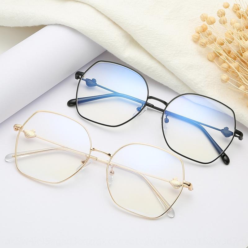 27Ufo корейского стиль bluemyopia тонкой ножки с Little Swan равнины декоративных очков металлического каркас близорукость glassesGlasses Glasses8907