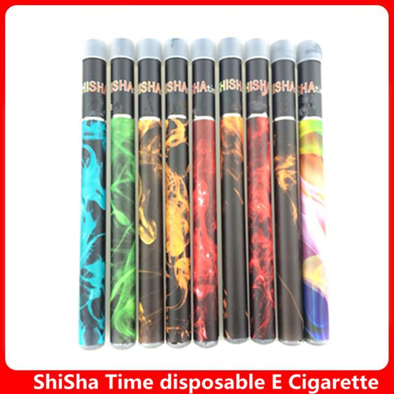 Shisha tempo disponível Vape Pen cigarro Kit 500 Puffs Eshisha caneta e hookah full-cheia descartável e hookah vapor
