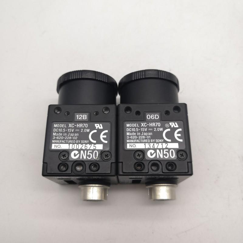 XC-HR50 XC-HR57 XC-HR70 XC-HR90 industrial preto e branco da câmera Tiro físico utilizado Testado em boas condições