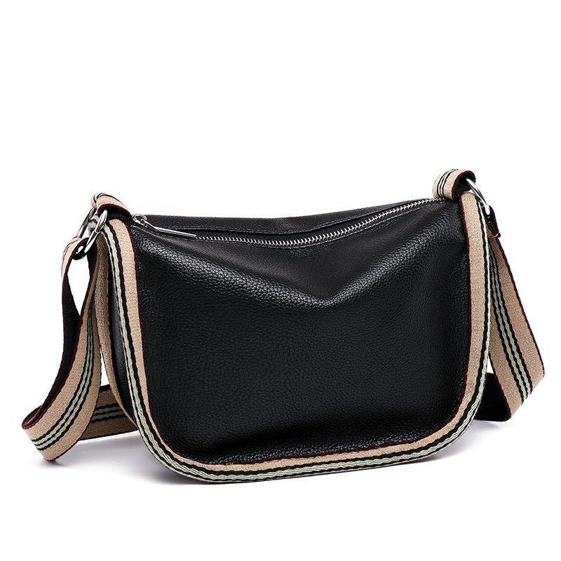 Grande Capacidade Mulheres Messenger Bag Handbag Moda Mulheres senhoras de saco de couro de luxo Genuine ombro sac a principal macio Big Tote