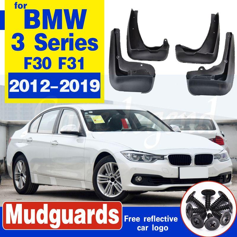 MUD KLAPPEN FIT FOR BMW 3er F30 F31 2012-2019 2015 16 MUD FLAP SPLASH GUARD 316i 318 320i 328i 335i Zubehör Fender