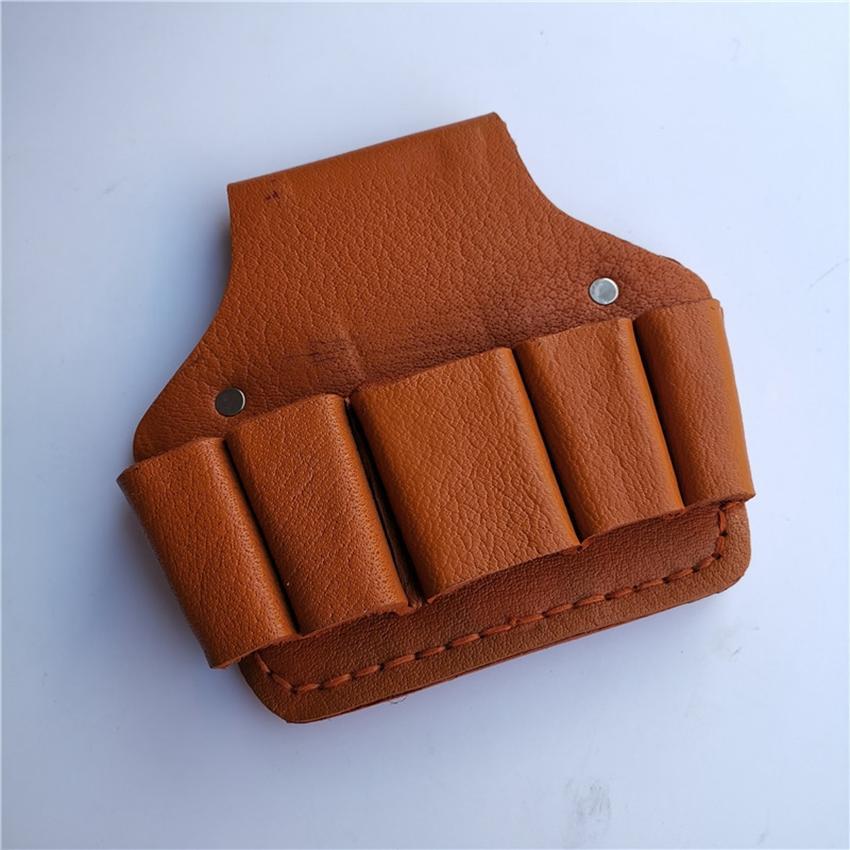 مقص حالة جلدية واقية حامل الحقيبة التقليم المقص مقص ذو طيات المقص كماشة مقص غطاء حقيبة KKA8027
