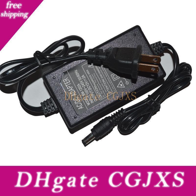 Conexão DC 12V 3a 5a 6a 8a 10a Led Power Adapter AC 100 -240v Eu Us Uk Au Ligue para Strip luzes LED Modules