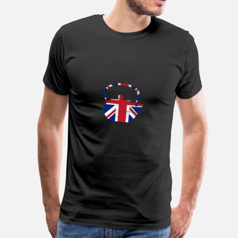 İngiliz Ulusal Çay Günü Flagg t gömlek erkek tasarımcı% 100 pamuk Yuvarlak Yaka Biçimsel Sevimli Komik Yaz Stil Resmi gömlek