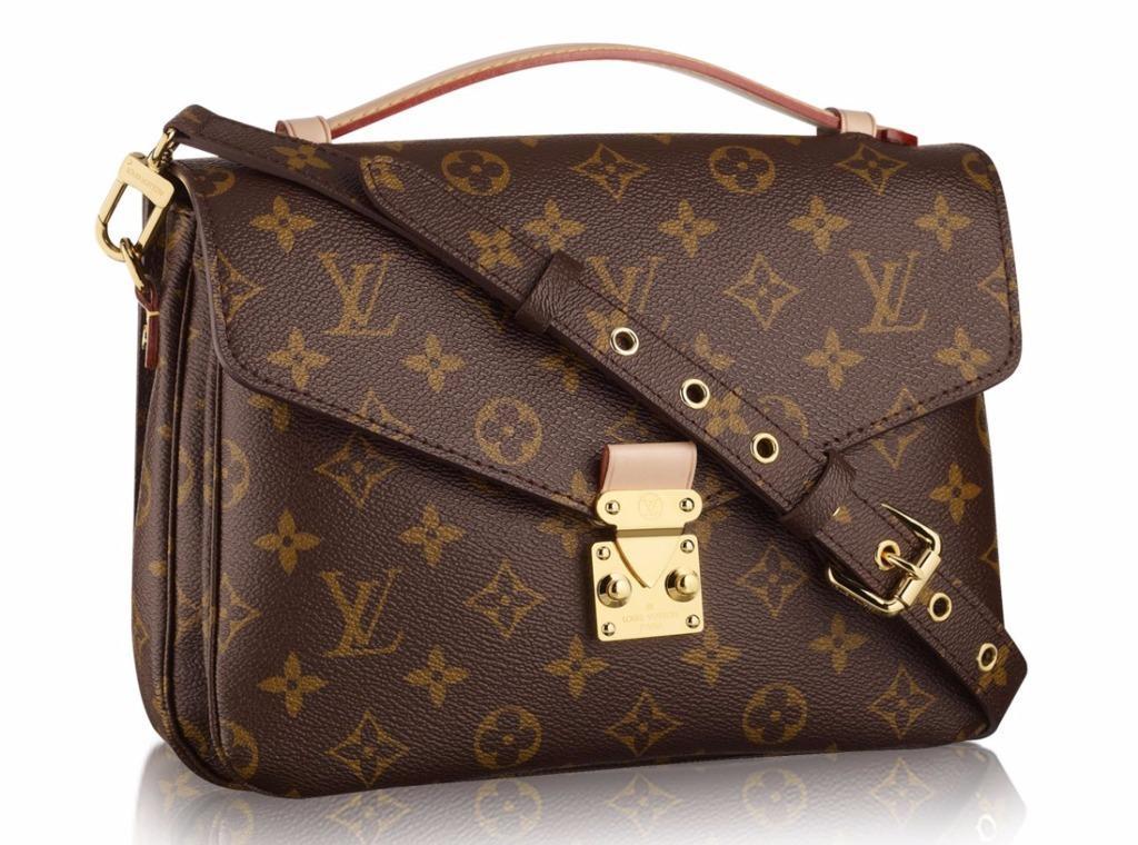 Nuovo caldo di vendita di qualità sacchetti di spalla Pochette Metis delle donne del cuoio genuino Borse Crossbody di trasporto
