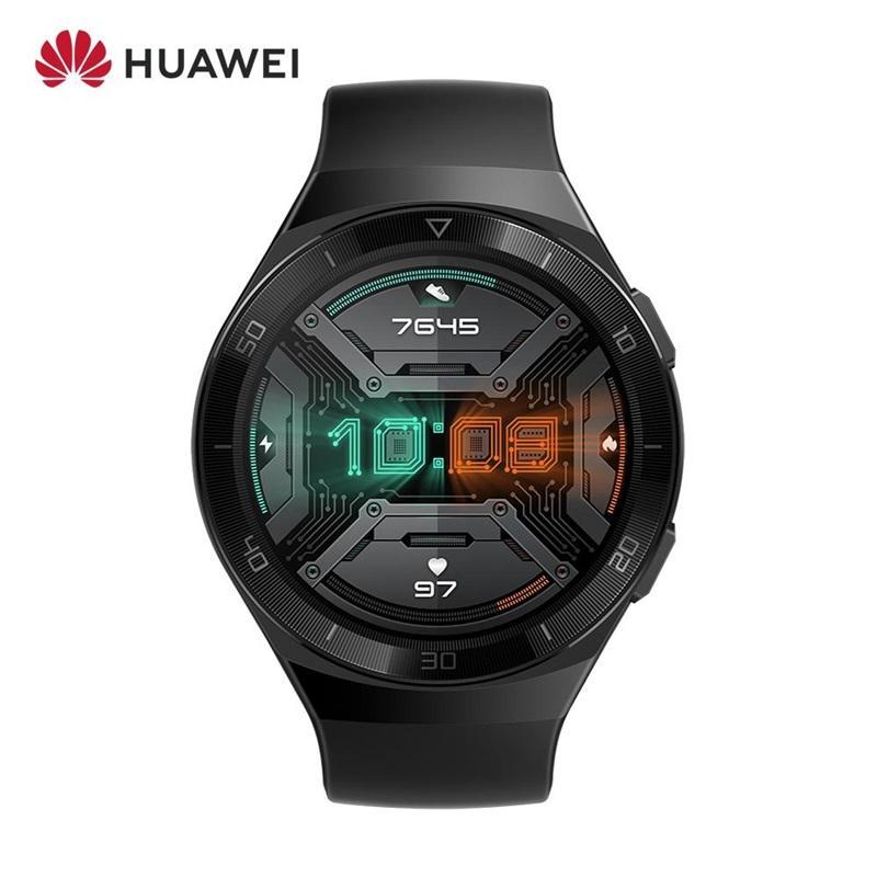 """HUAWEI WATCH GT 2E 1,39"""" AMOLED 5ATM montre smart watch 2 semaines en veille Sport Watch longue GT Lite original NFC 100 mode Sport"""