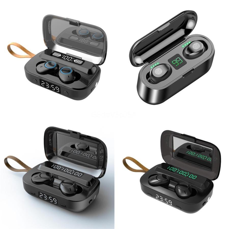 I7 I7S Mini Wireless Bluetooth Earphones Stereo Music Head Phone Set Earpiece Retail Package In-Ear Music Earbuds Set Wireless Headphones#957